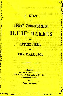 1869 List Cover